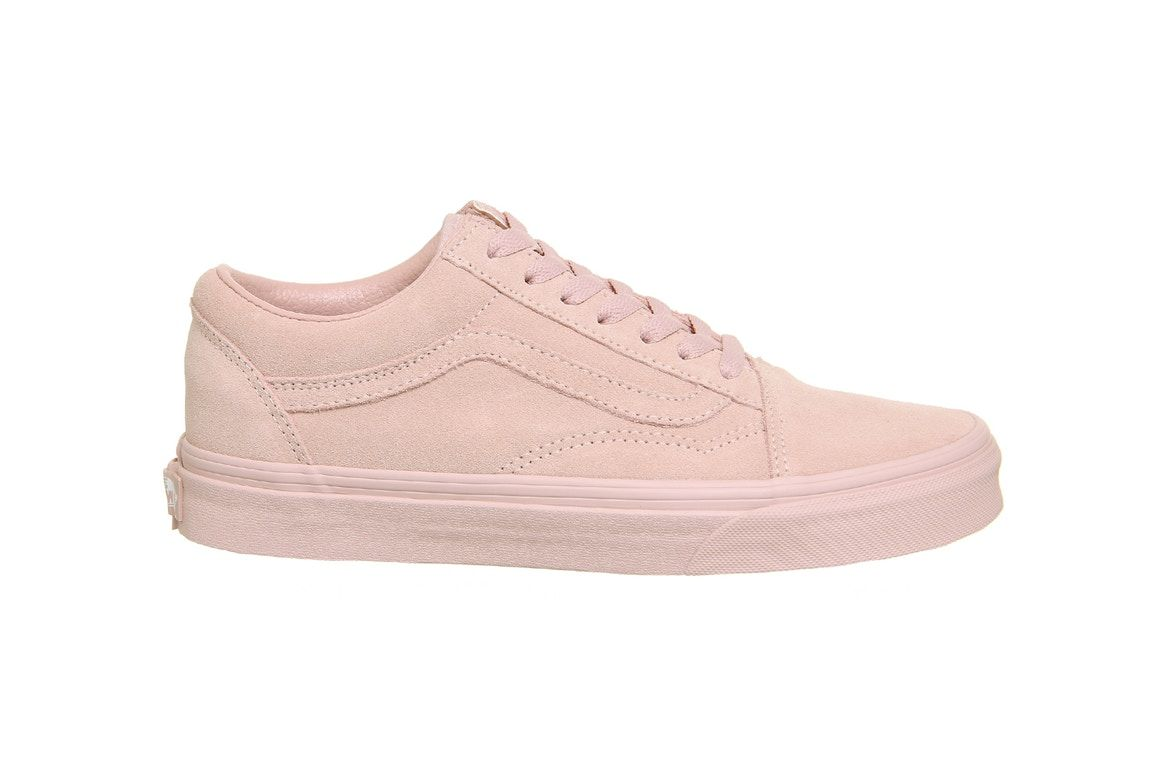 20e5ff02310 The New Vans Old Skool Suede Pack Gets a Pink and Grey Moment ...
