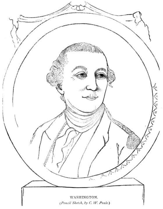 Face Presidents George Washington Coloring Pages | povolání | Pinterest