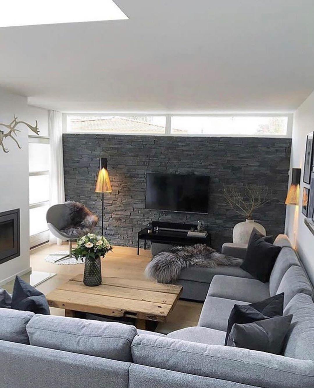 mobilier design pour une maison moderne en 19  Idee deco salon
