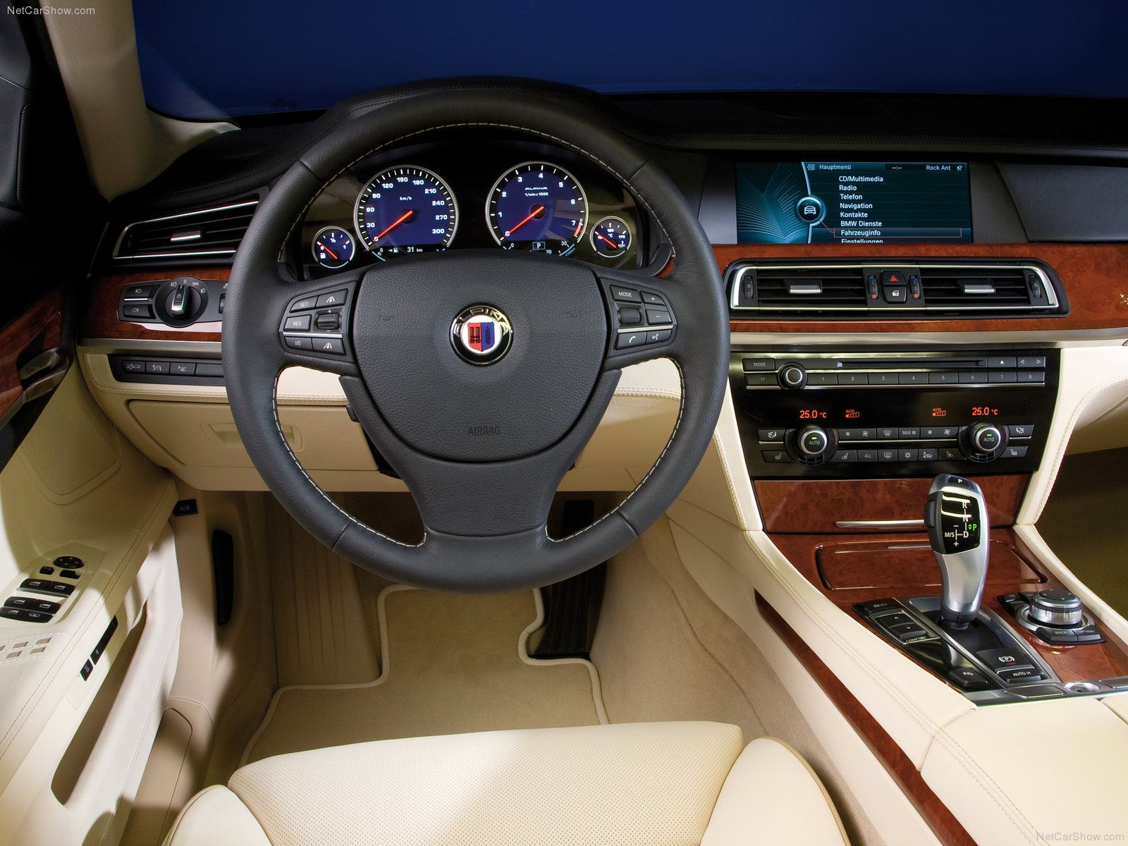 The Bmw Alpina B7 Is A Huge Sedan That S As Quick As A Supercar