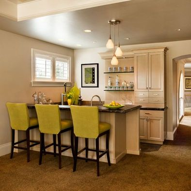 Basement Apartment Design Pictures Remodel Decor And Ideas Page 19 Maybe For My Dad Kitchenette Design Basement Apartment Apartment Design
