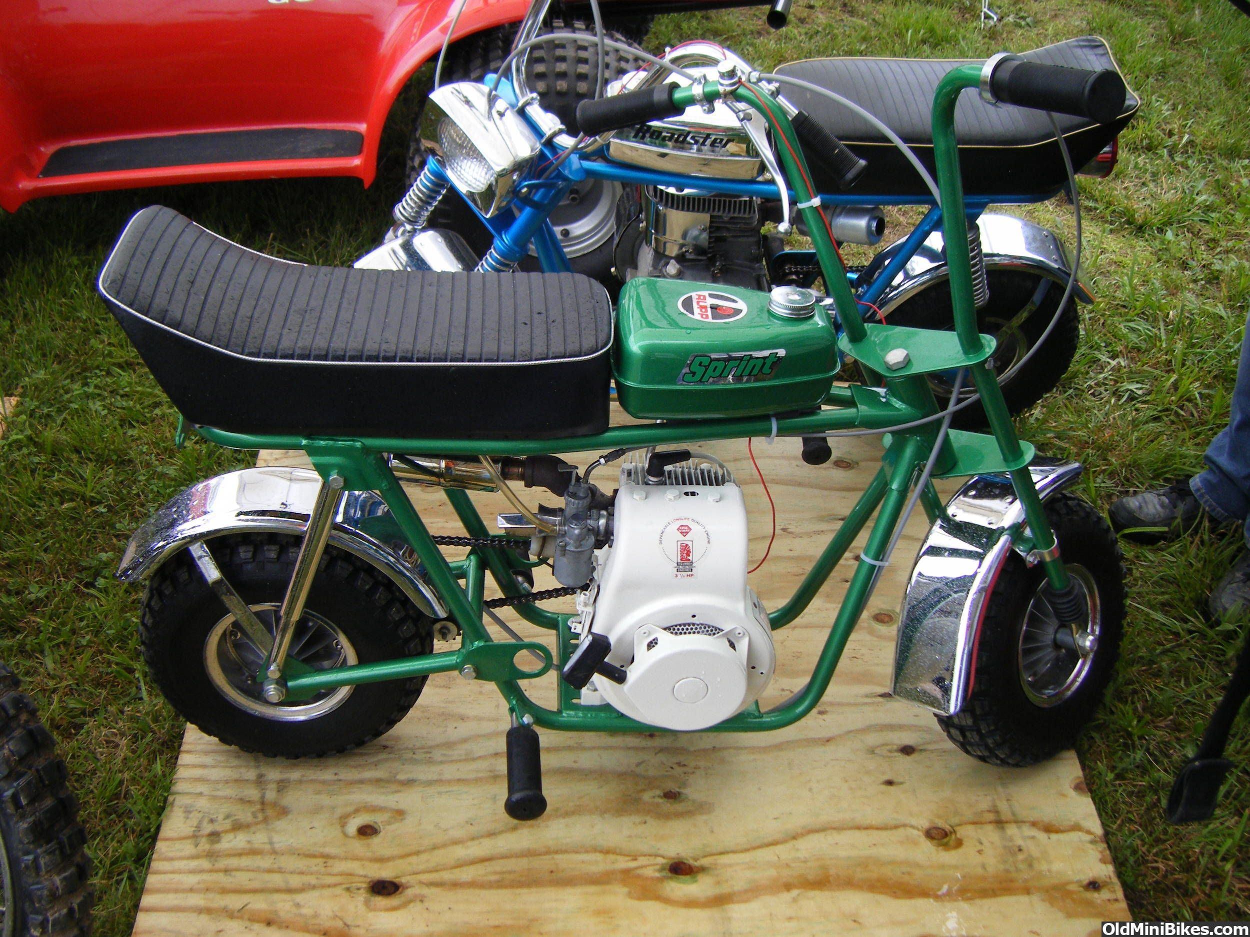 Pin by Craig Smith on Rupp & other vintage mini bikes ...
