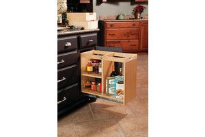 The Smartcab Storage System From Hafele Can Be Custom Configured To Fit Into A Standard 1 Ikea Kitchen Design Kitchen Storage Solutions Custom Kitchen Cabinets