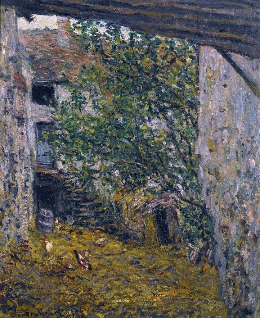 1878. Oil on canvas. 61,2 x 50 cm. Private collection.