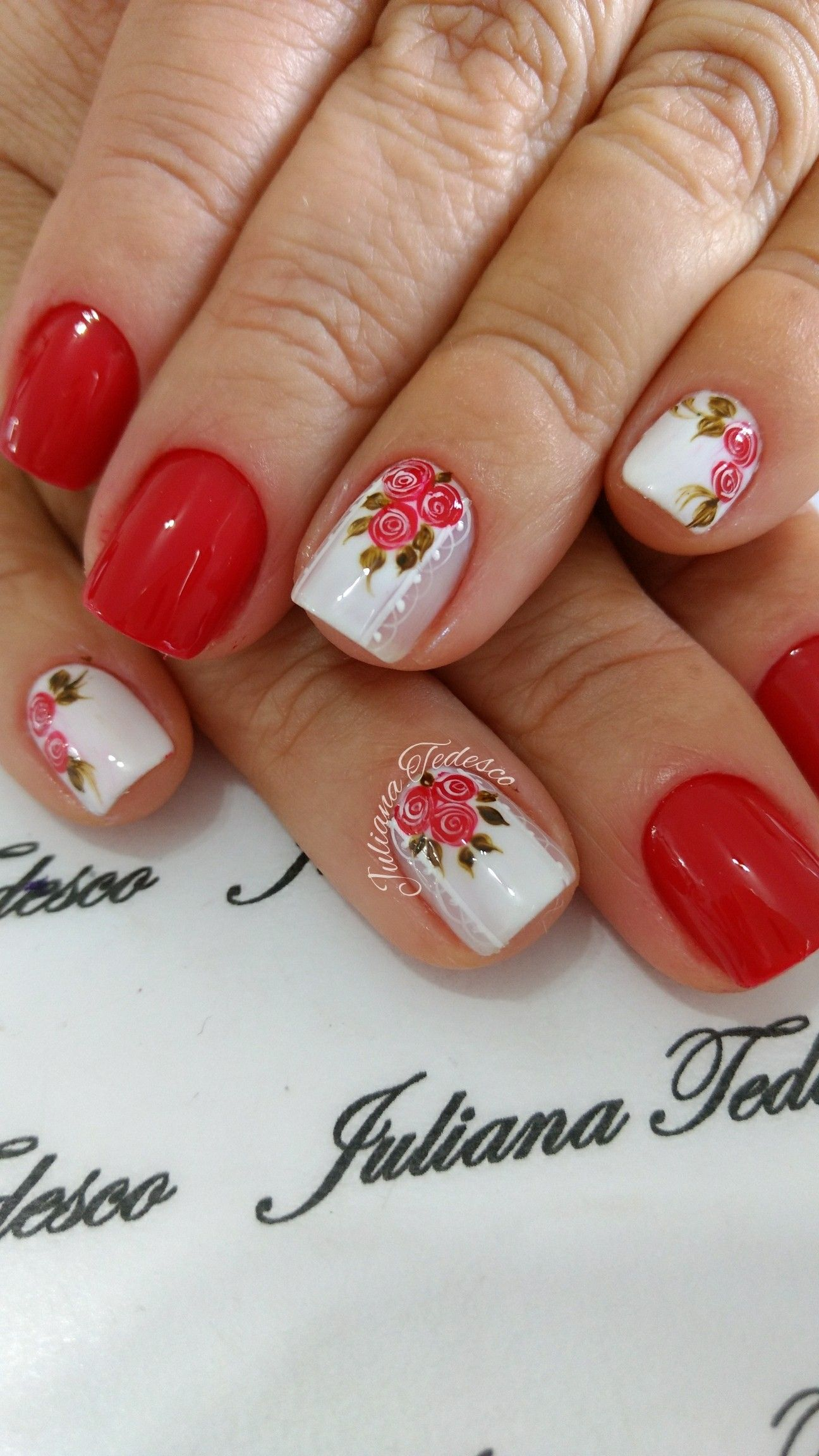 Pin by Kristin Mau-Quedding on Nailed it | Pinterest | Manicure ...