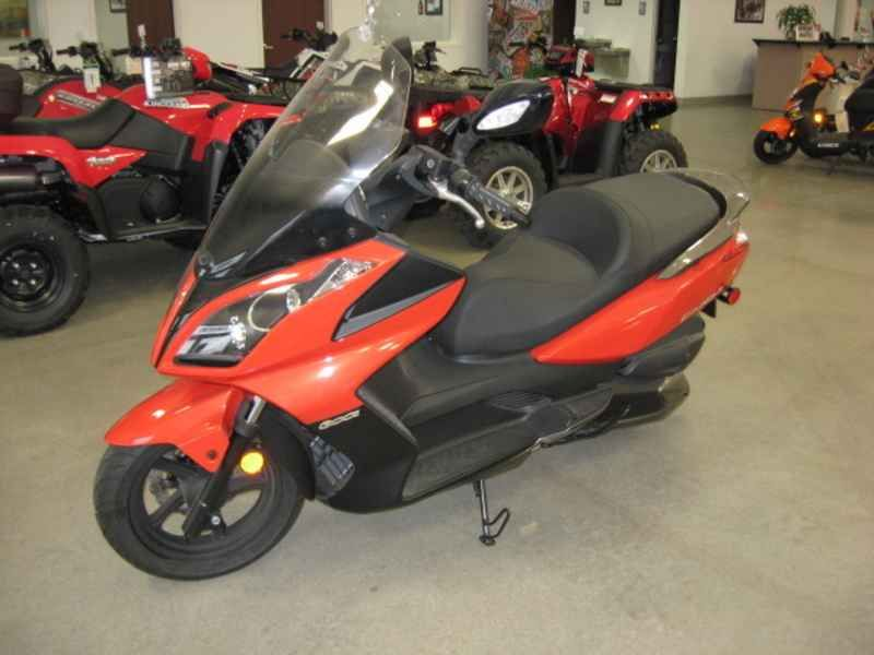 new 2013 kymco downtown 300i motorcycles for sale in iowa,ia. 2013