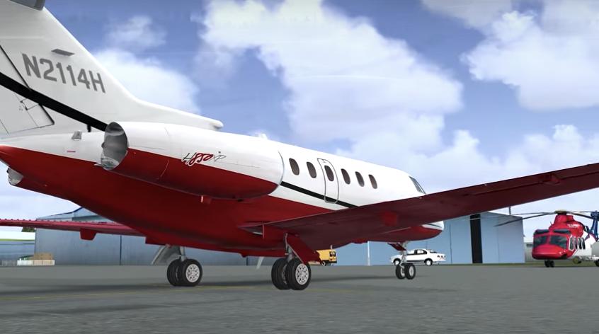 flygcforum com ✈ FLIGHT-SIM-WORLD #22 ✈ Carenado HAWKER 850XP