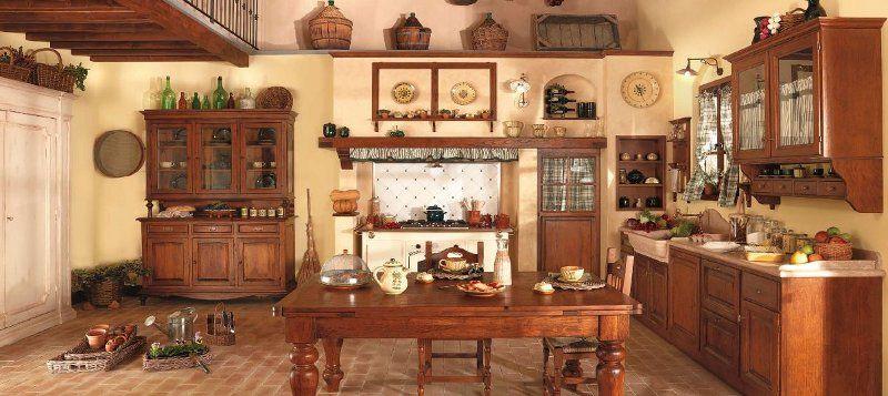 Cucine rustiche per la campagna e la città | OS.MA. Arredamenti ...