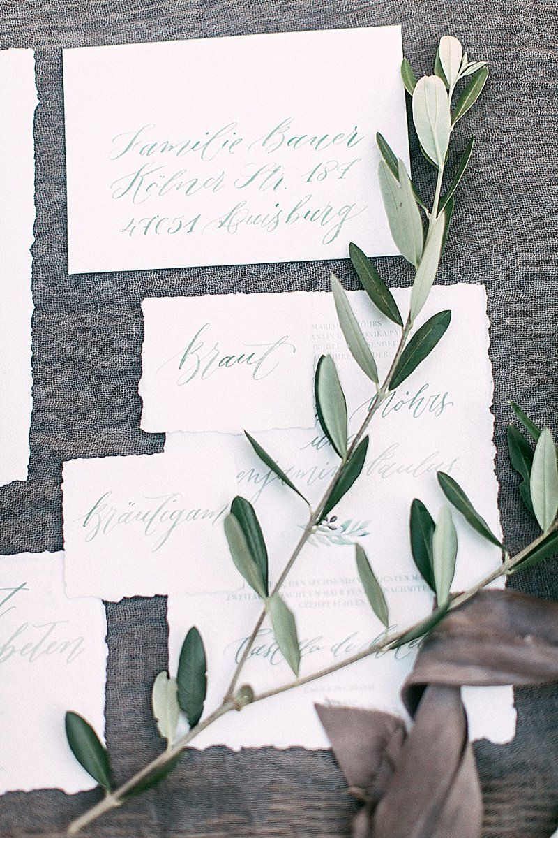Olive Grove Wedding Inspirations by Weddings by Silke und ...