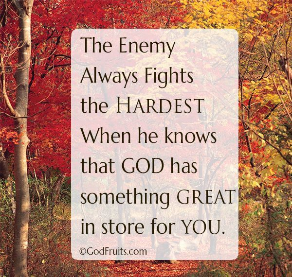The enemy always fights the hardest when he knows GOD has something great in store for you.   #DashingWithAPurpose