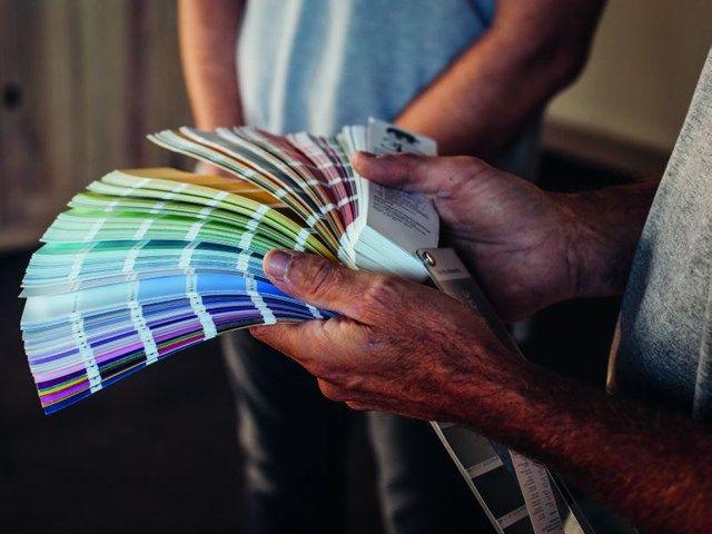 70 du résultat dépend du0027une bonne préparation Prenez le temps d - apprendre a peindre un mur