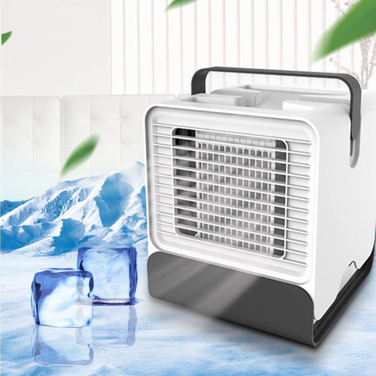 Alfheim Mini Air Cooler,Humidifier&Purifier,Portable