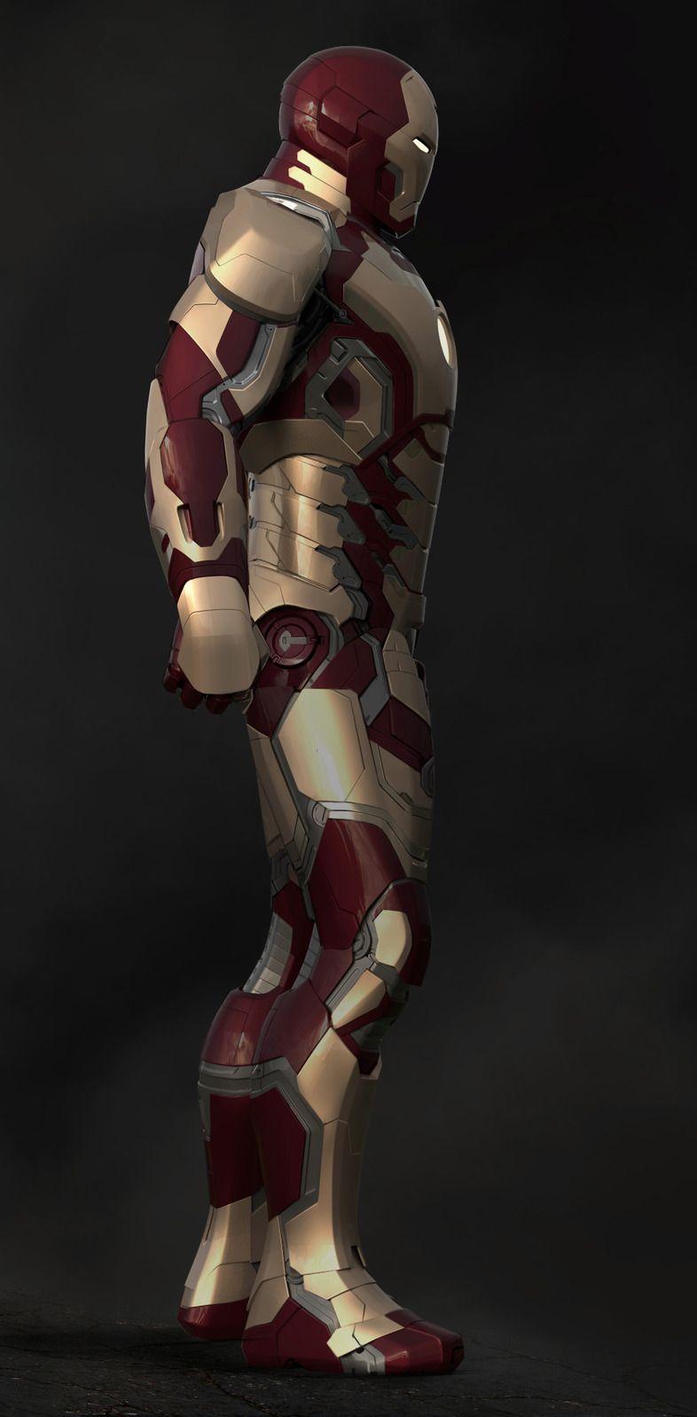Iron Man - Mark 42