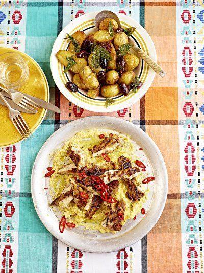 Aji de Gallina | Chicken Recipes | Jamie Oliver | Recipe ...