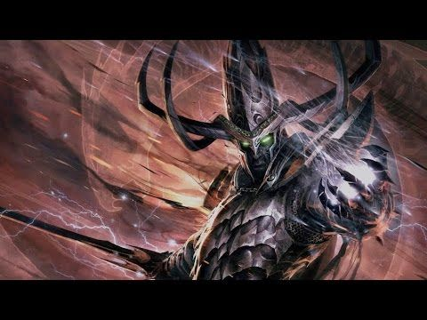 Call of Warhammer Multiplayer Battle: Dark Elves vs  High