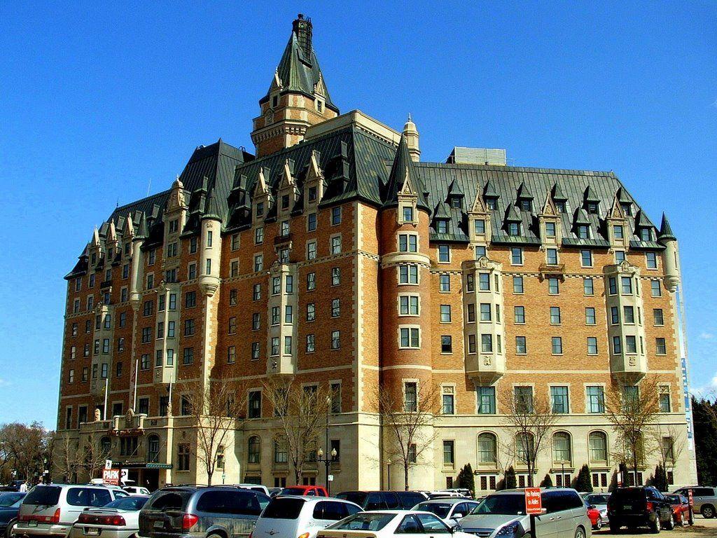 Delta Bessborough In Saskatoon Canada Travel O Canada Favorite Places