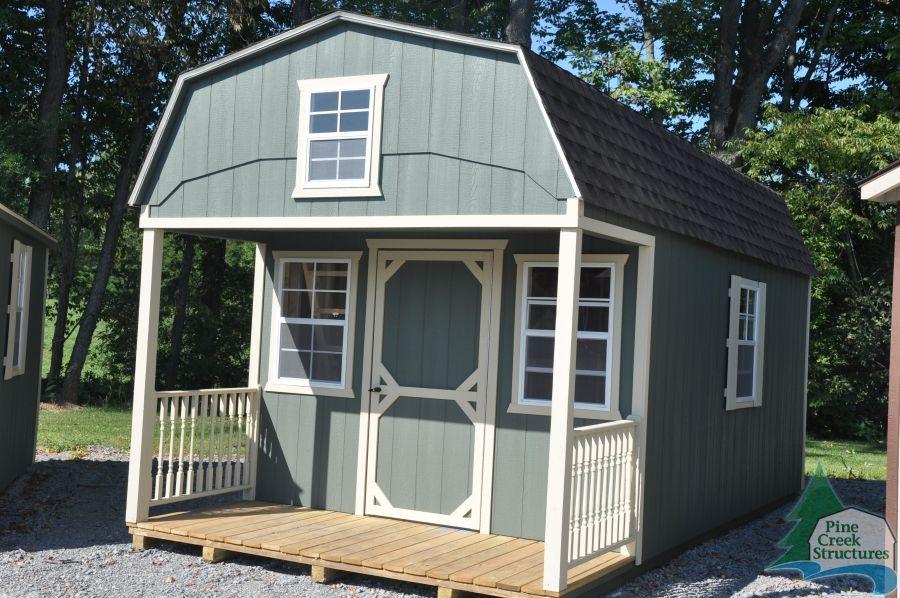 10 39 x 20 39 duratemp sided gambrel dutch barn shed salem for Dutch barn shed plans