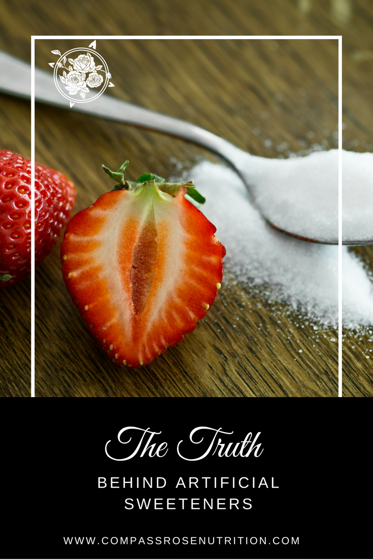 The Truth Behind Artificial Sweeteners Daily Diet Motivation