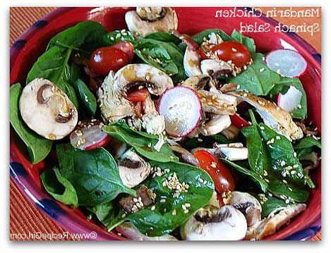 salad with tofu feta mandarin asian quinoa salad recipe yummly quinoa ...