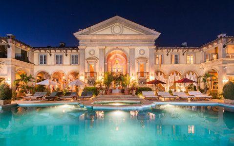 Beverly Hills Properties Luxury Homes In Los Angeles Joyce Rey