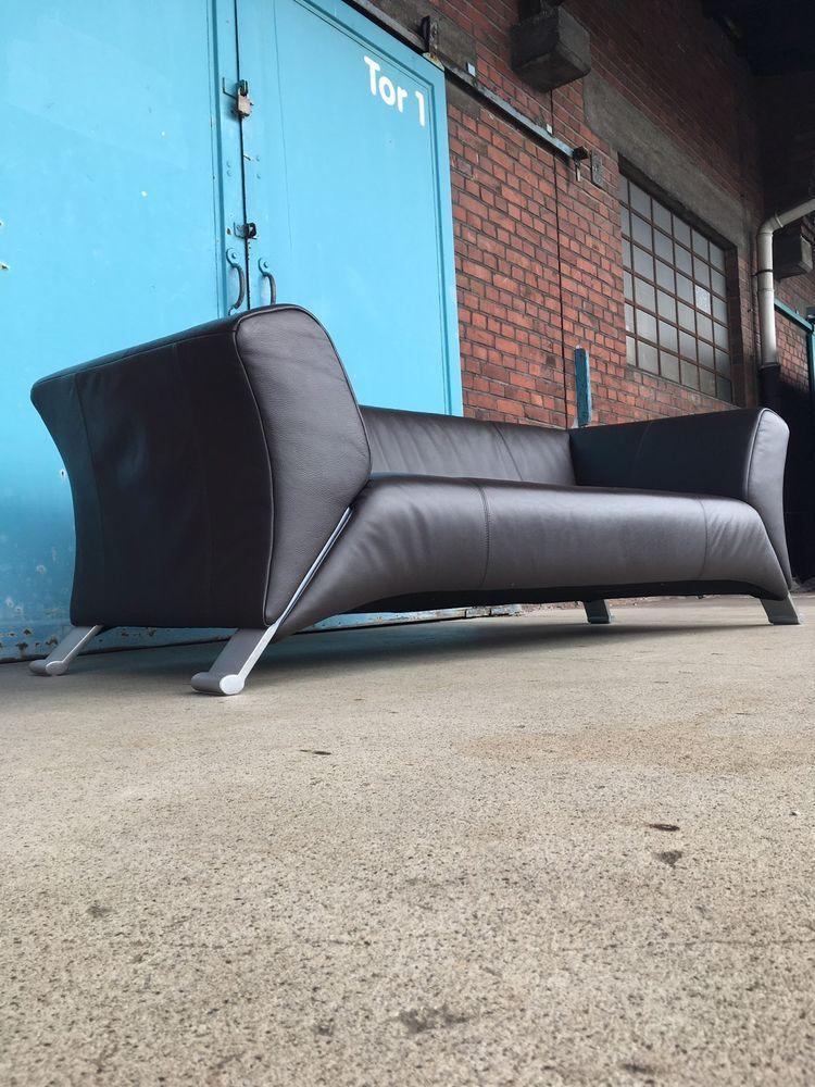 Original Rolf Benz Lounge Sofa 3 Sitzer 322 Luxus Designer Sofa Klassiker Sofa Design Lounge Klassiker