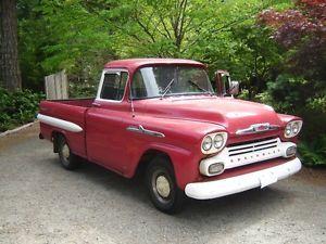 Chevrolet 31 Apache Fleetside 6000 Classic Cars Trucks Antique Trucks Vintage Trucks