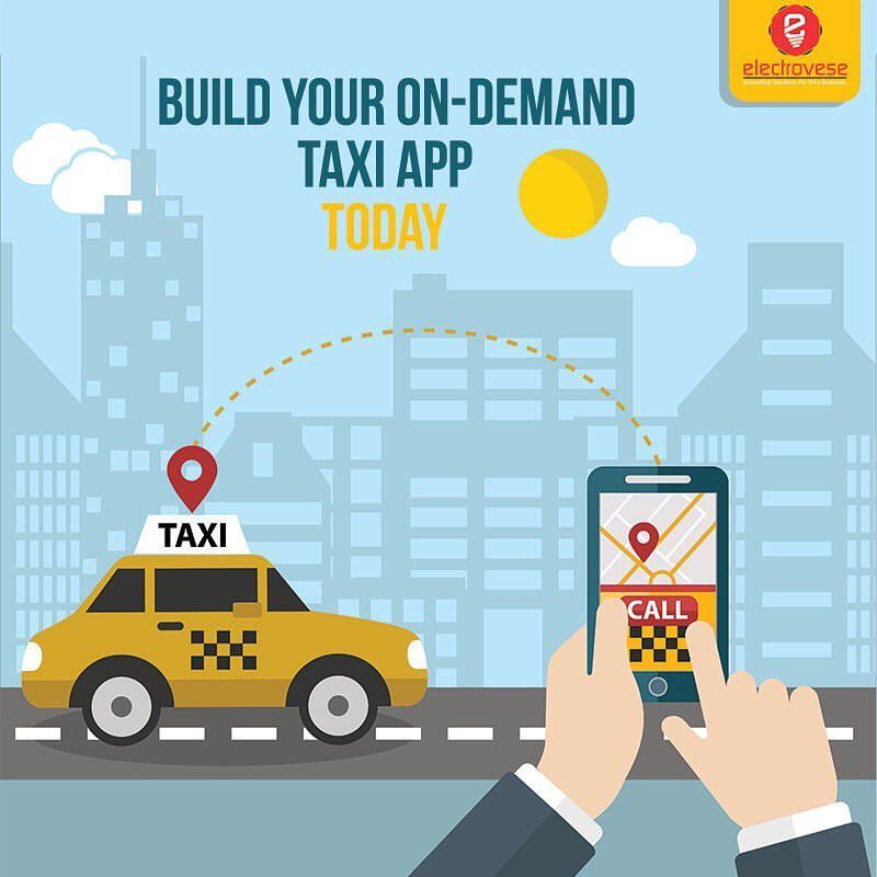 Build Your Own Uber Like App On Demand Taxi S Have Proven To Be A Great Success After The Uber Success Many Regional Successfu Taxi App App Development Taxi
