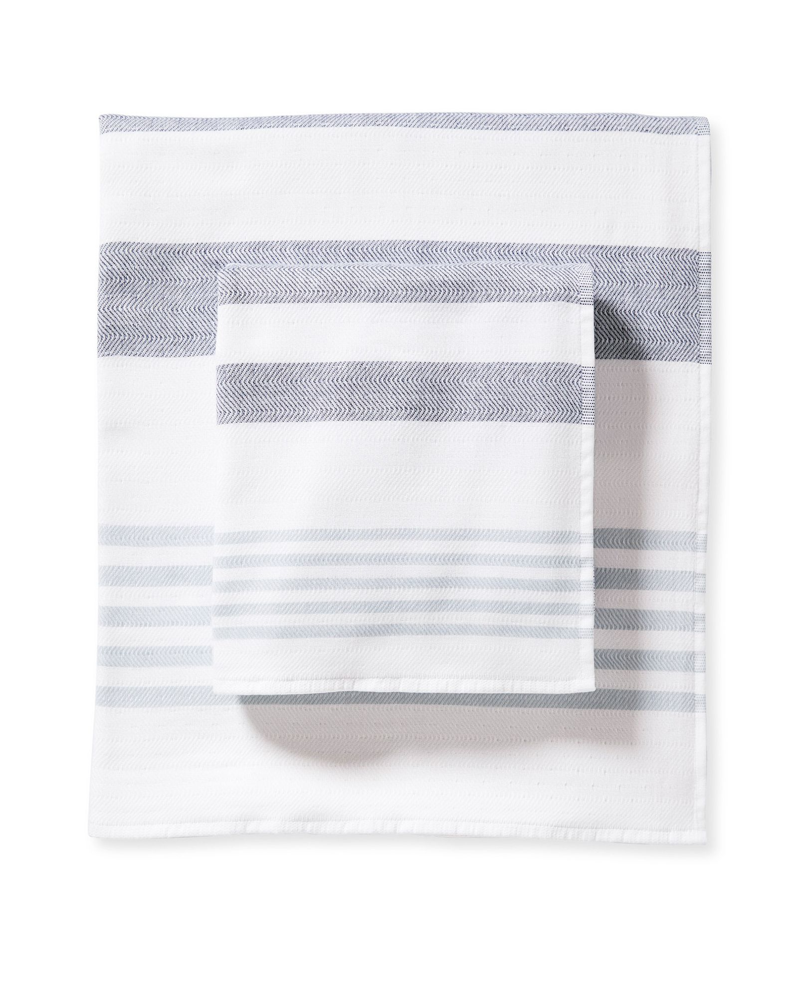 Fouta Bath Collection Navy Coastal Blue Bath Towel Serena Lily Blue Hand Towels Turkish Towels Ribbon On Christmas Tree