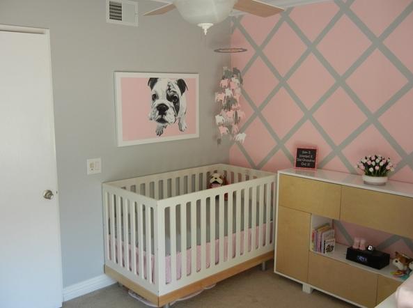 Quadrillé sur un mur | Décoration intérieure | Pinterest | Bebe ...