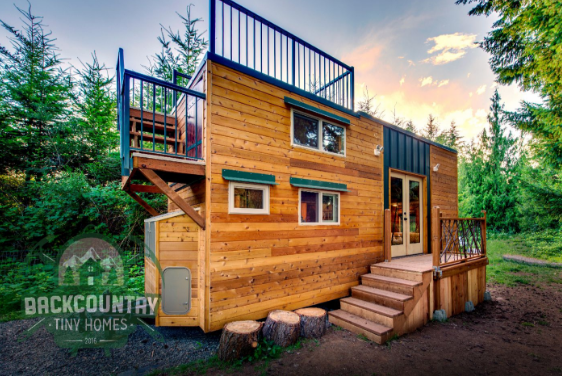 How Big Can A Tiny House Be Best Tiny House Off Grid Tiny House