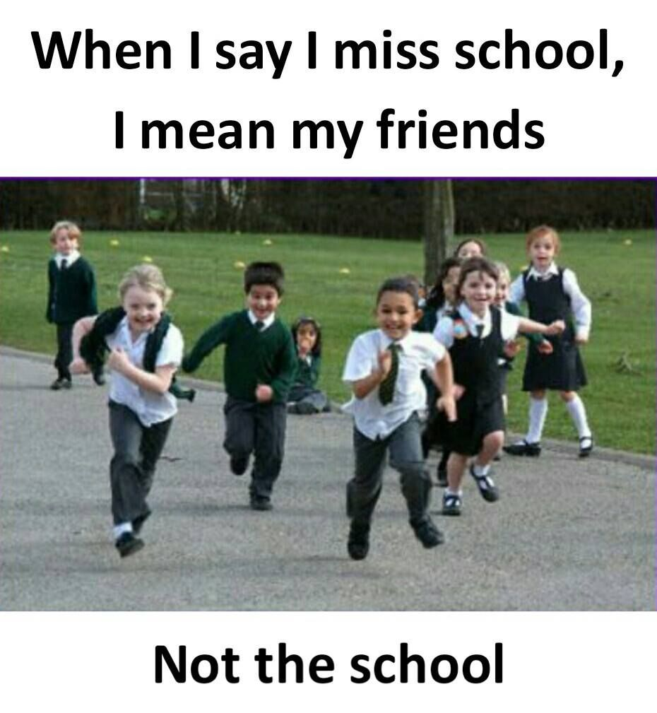 My child is not friends at school
