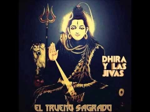 Dhira y las Jivas - Trance del León