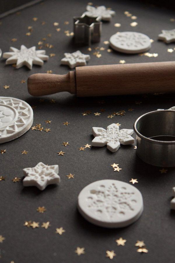 Pin von anika seifert auf basteln basteln weihnachten weihnachten und basteln - Tannenbaumschmuck basteln mit kindern ...