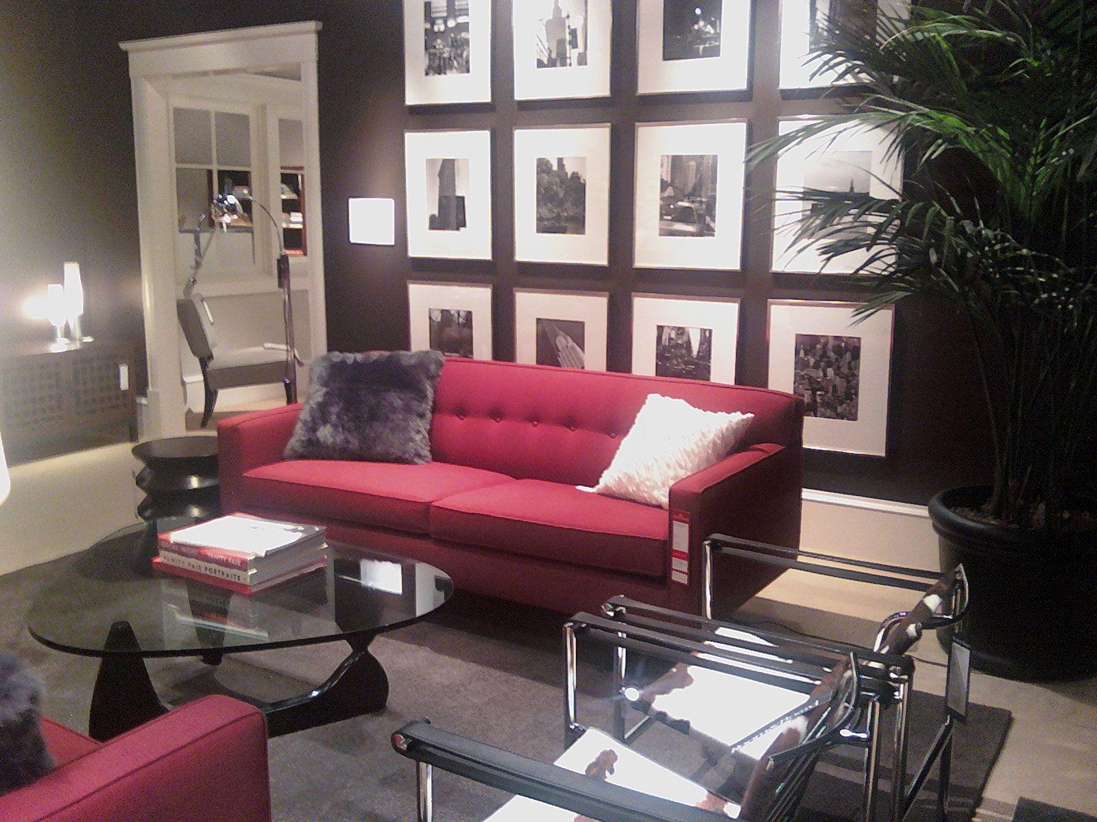TRIBECCA HOME Knightsbridge Tufted Scroll Arm Chesterfield Sofa