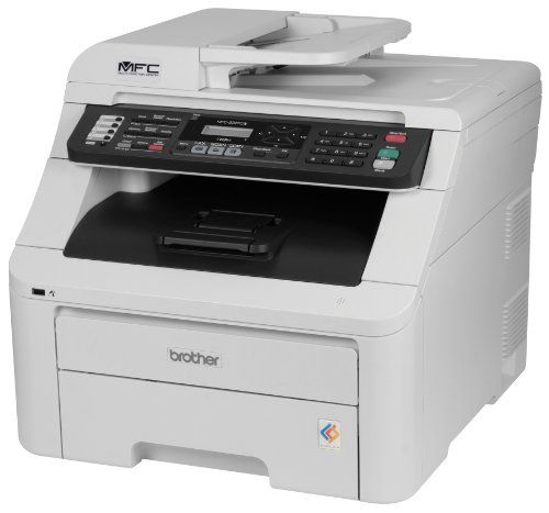 Brother MFC9325CW Wireless Color Printer with Scanner Copier