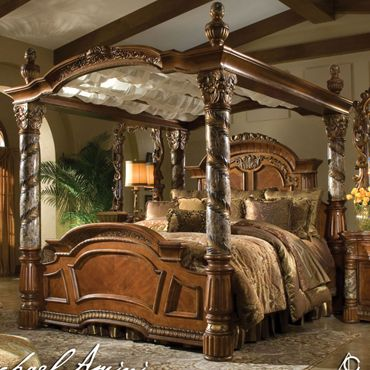 The Ultimate Bed Awesome Of Course I Would Need The House To Go With It Canopy Bedroom Sets Romantic Bedroom Decor Canopy Bedroom