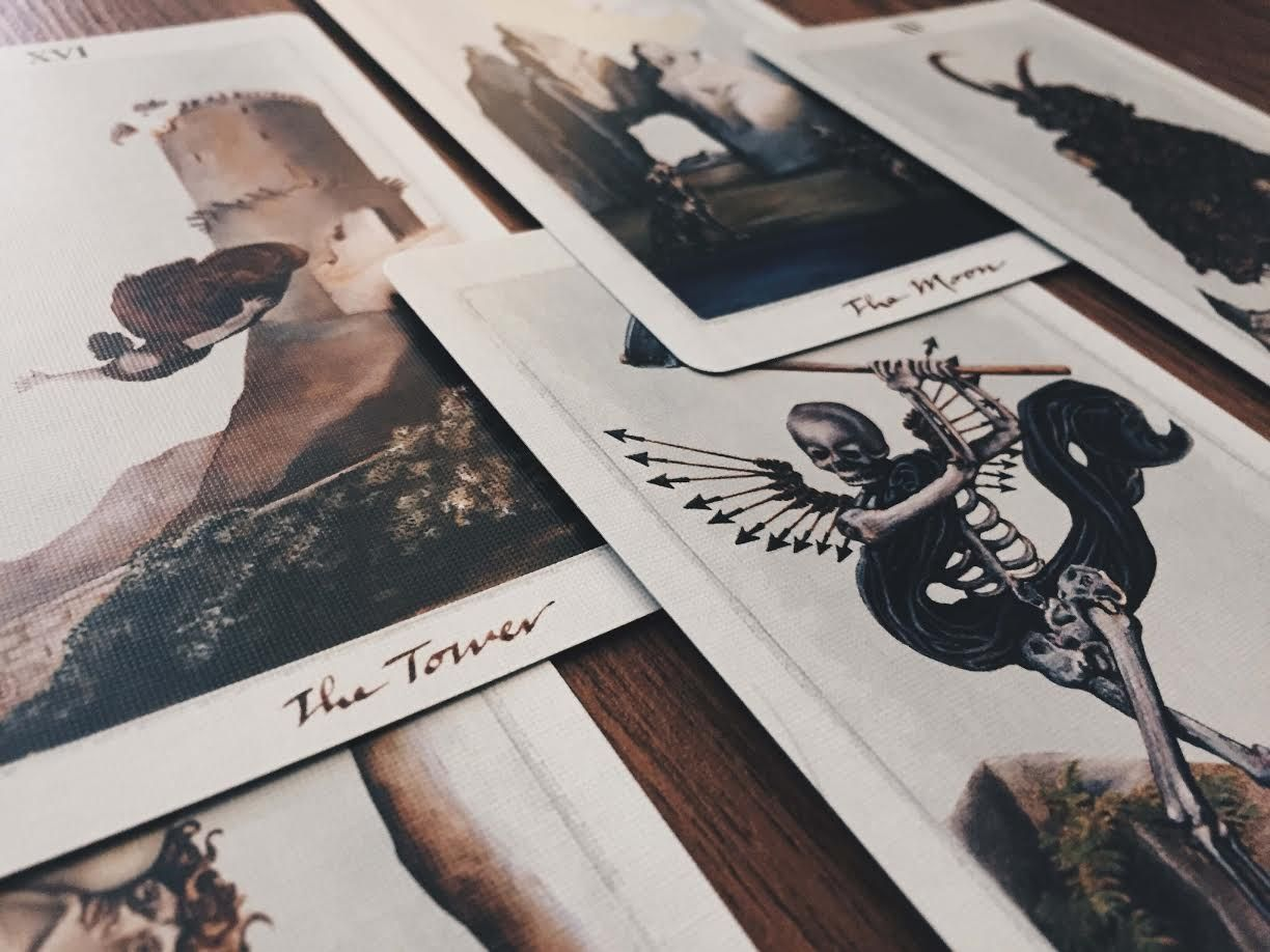 THERE ARE NO BAD CARDS IN TAROT
