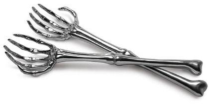 tenedores  esqueleto