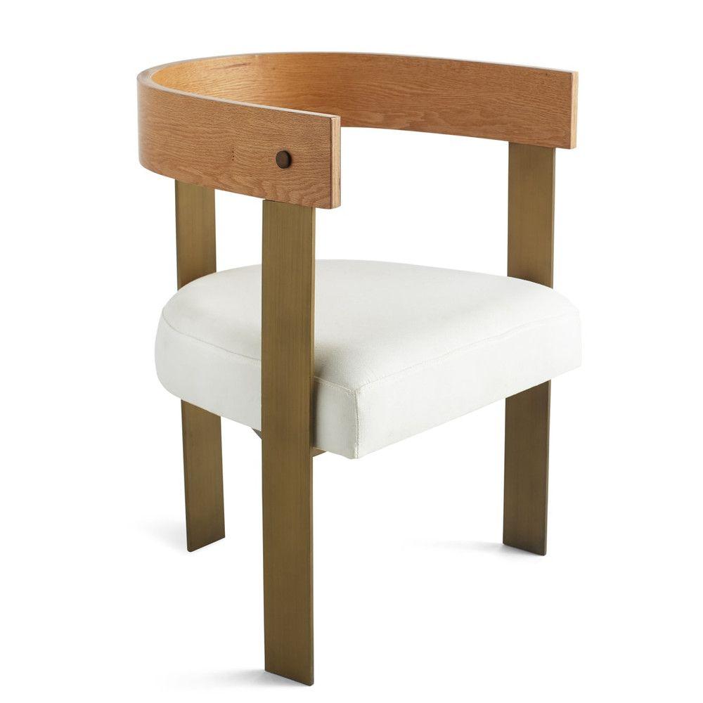 Awe Inspiring Modern Curved Back Chair Seating Midcentury Modern Machost Co Dining Chair Design Ideas Machostcouk