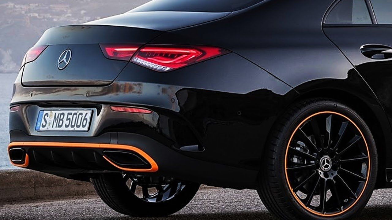 New Mercedes Benz Cla Coupe Amg Edition 2020 Cars Offroad