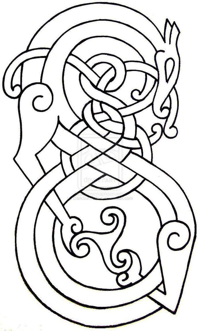Viking Flash 12 by ~DarkSunTattoo on deviantART | Viking Knotwork ...