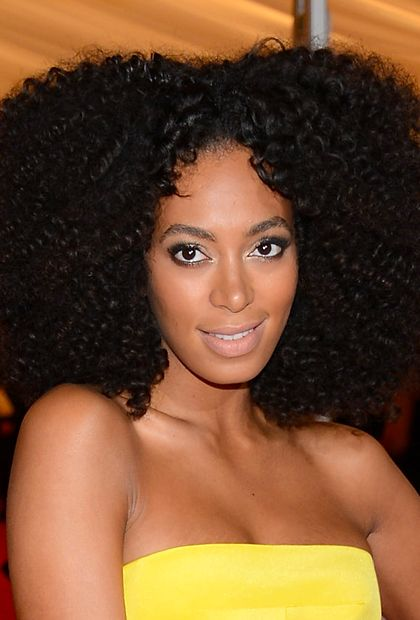 12 Celebrity Inspired Natural Hairstyles Hair Styles Hair Beauty Natural Hair Styles