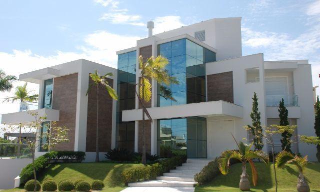 Fachadas em acm e pele de vidro glazing fachada casas for Fachadas de casas modernas en lima