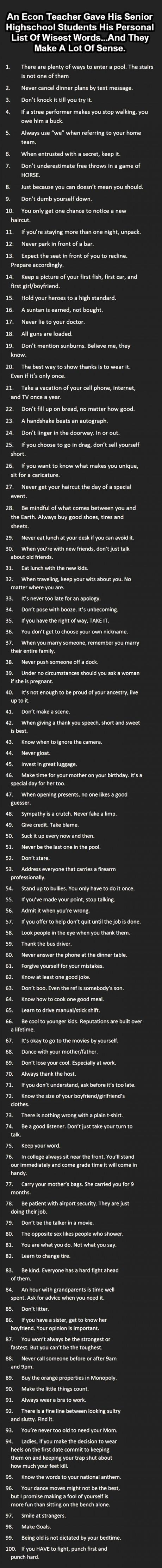 Wow I like a great number of those. Wise words   DailyFailCenter