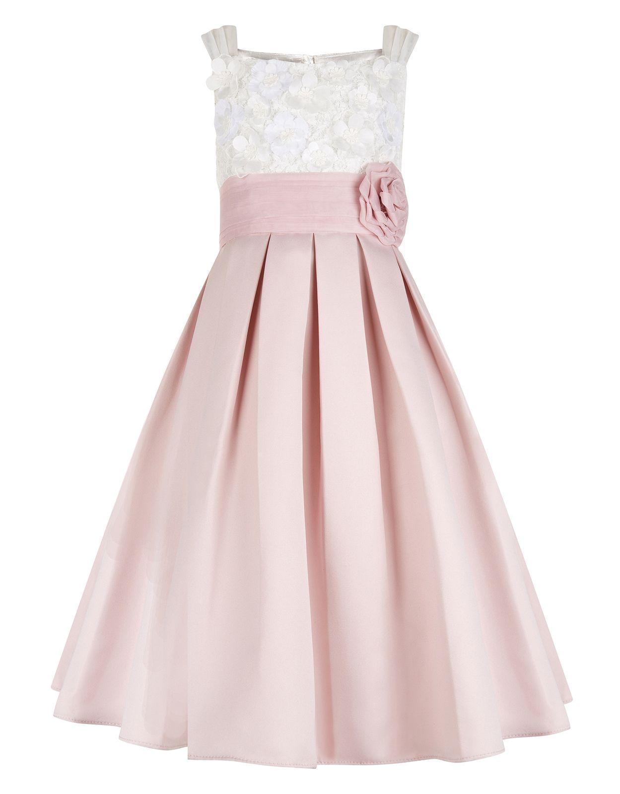 Enola Dress | Pink | Monsoon | bridesmaids | Pinterest | Malen