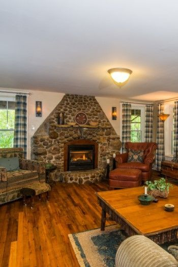Brown County Indiana Log Cabin With Hot Tub Big Easy