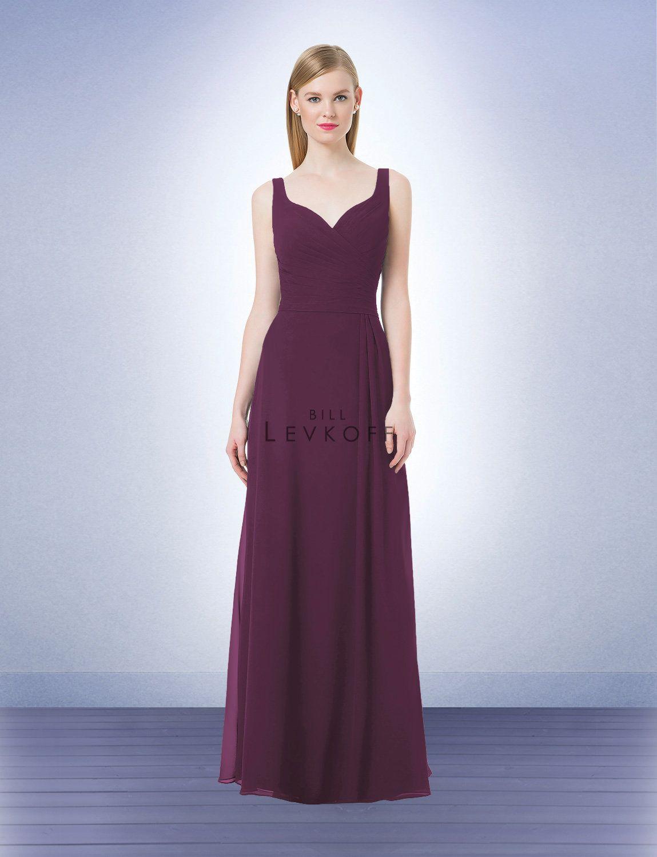 Bridesmaid Dress Style 1213 - Bridesmaid Dresses by Bill Levkoff ...