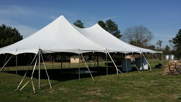 40x60 Pole Tent & 40x60 Pole Tent | Tents by DeeJays | Pinterest | Tents