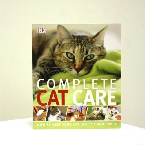 Care for your cat, completely! Do you know or are you a