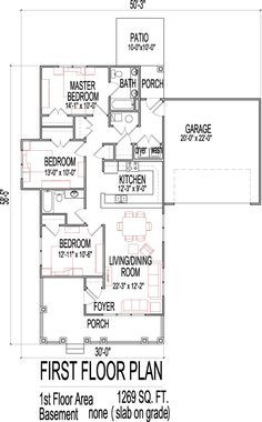 Handicap Accessible Small House Floor Plans 3 Bedroom 1000